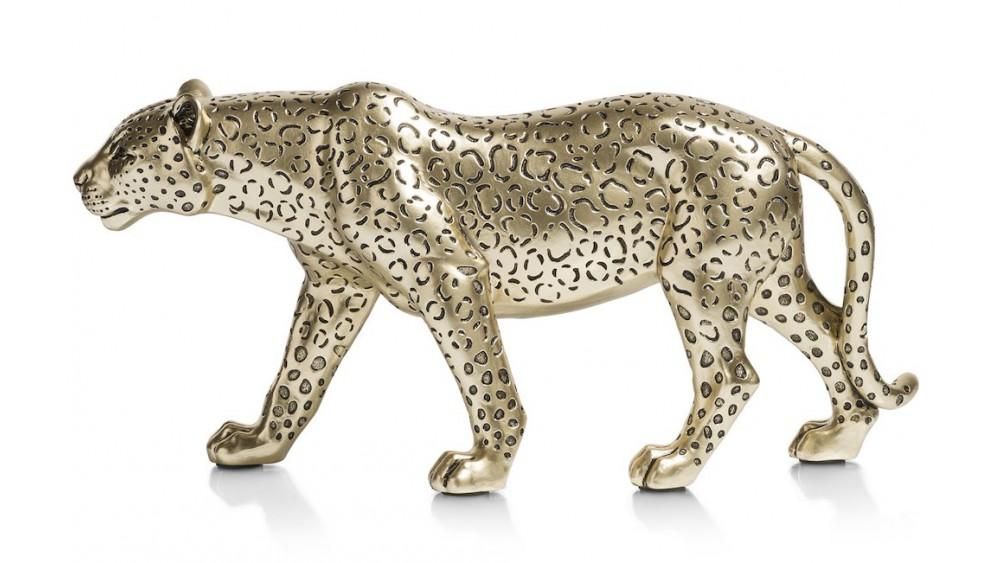 Leopard Beeld H17cm