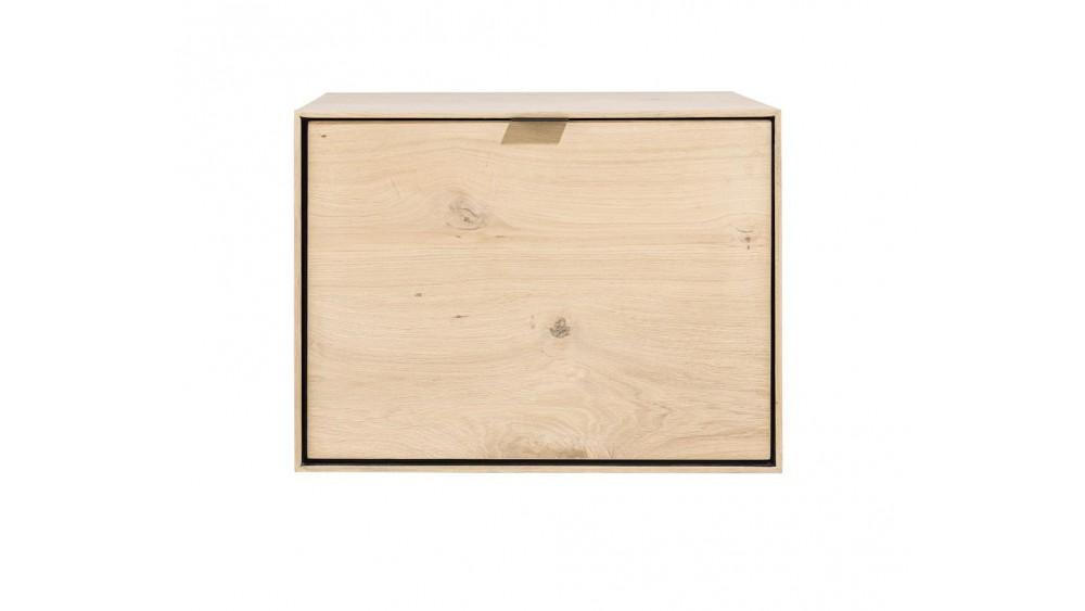 Elements, Box 45 X 60 Cm. + Legplank - Hang + Klep - Natural