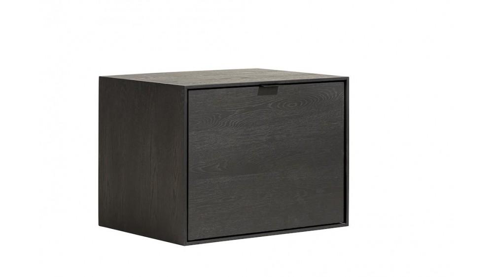 Elements, Box 45 X 60 Cm. + Legplank - Hang + Klep - Onyx