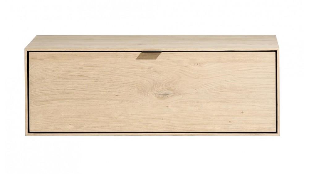 Elements, Box 30 X 90 Cm. - Hang + Klep - Natural