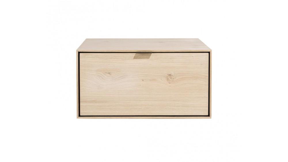 Elements, Box 30 X 60 Cm. - Hang + Klep - Natural