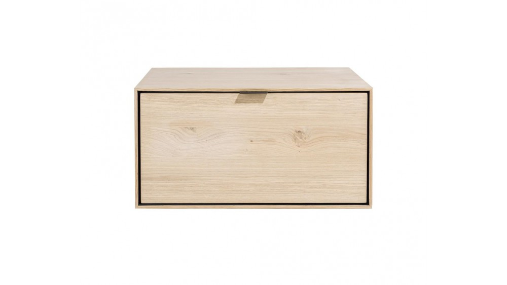 Elements, Box 30 X 60 Cm. - Hang + Klep - Onyx