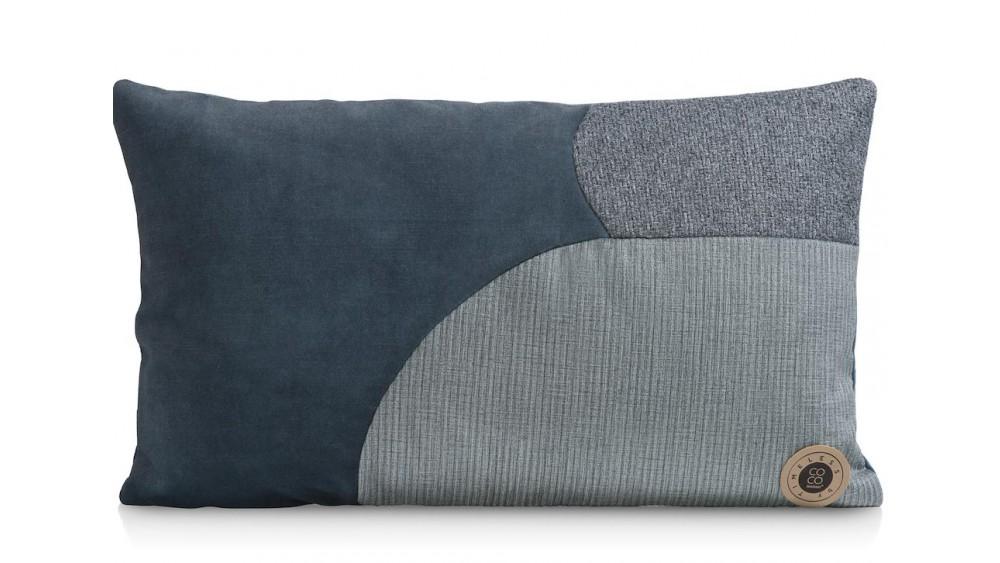 Scarlett Kussen 30X50cm - Blauw