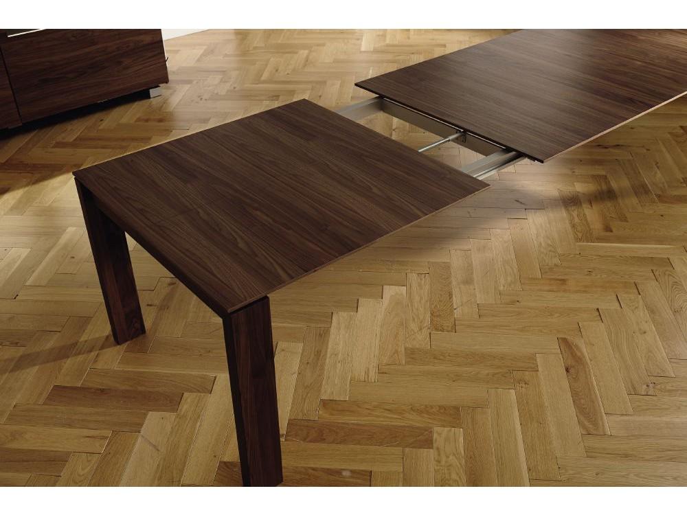 eettafel uitschuifbaar hulsta now! dining hout 260/160x100cm