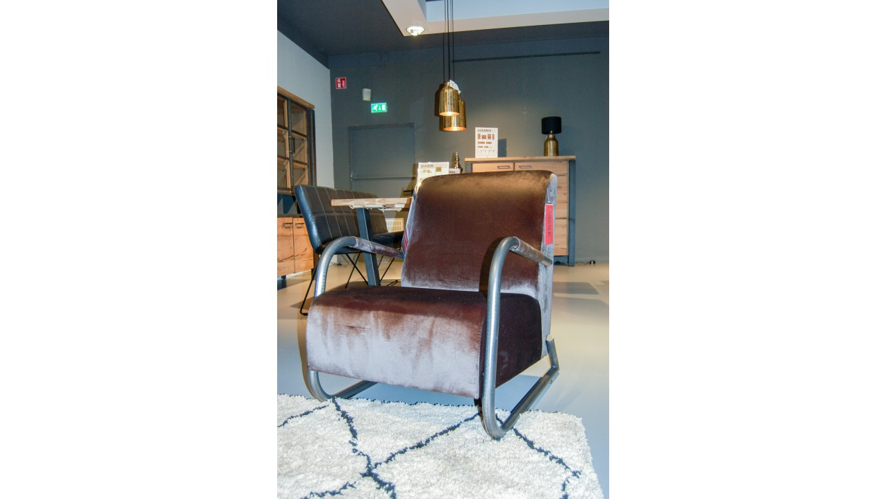 Fauteuil Loriano