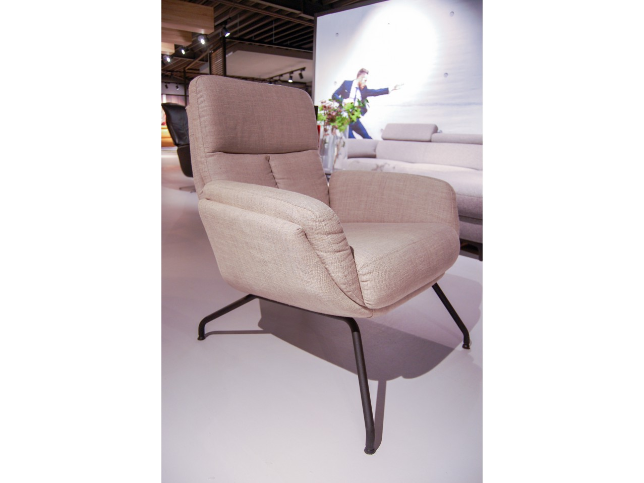 Fauteuil Bow
