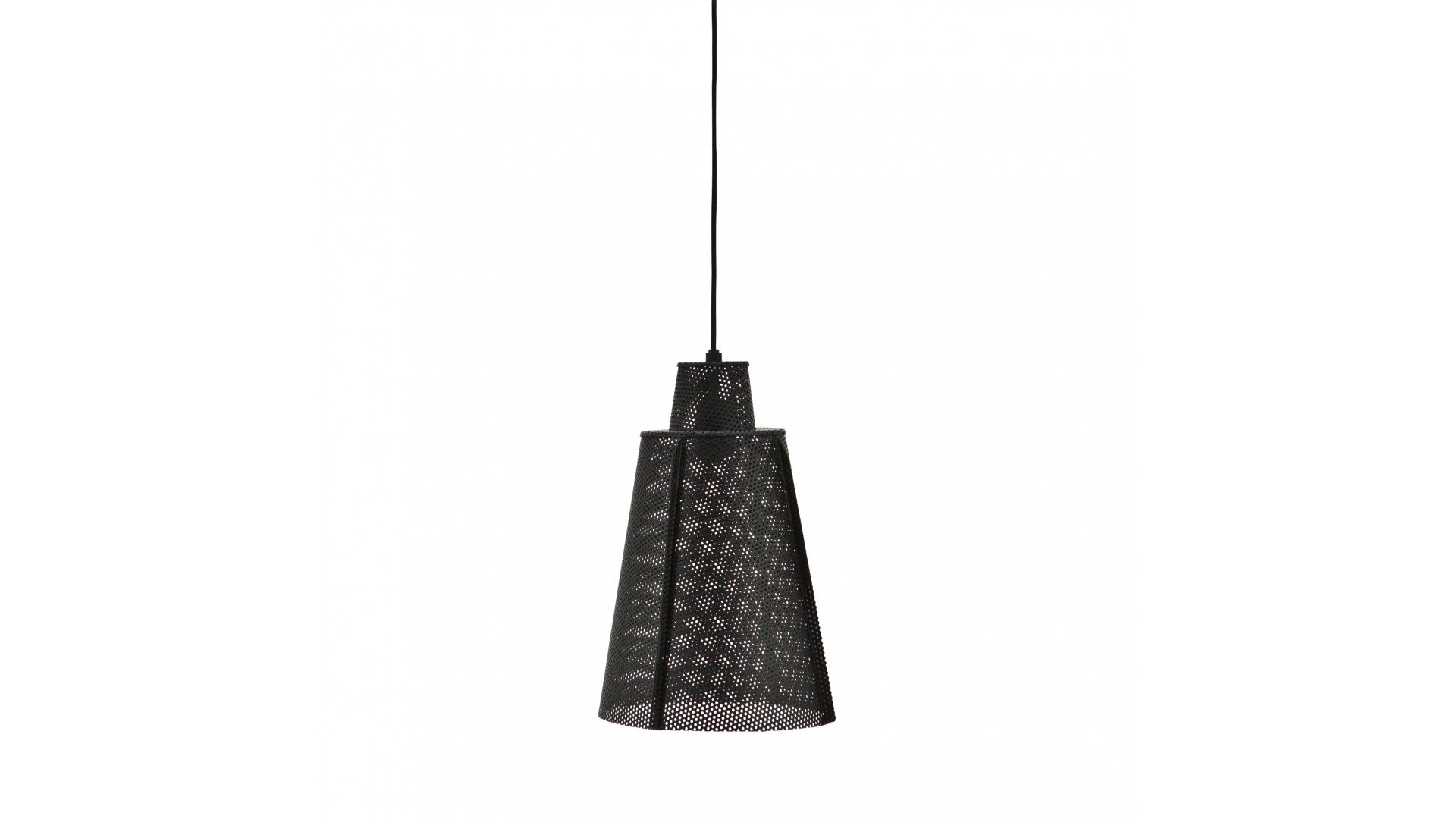 Hanglamp APOLLO Large Metaal Zwart