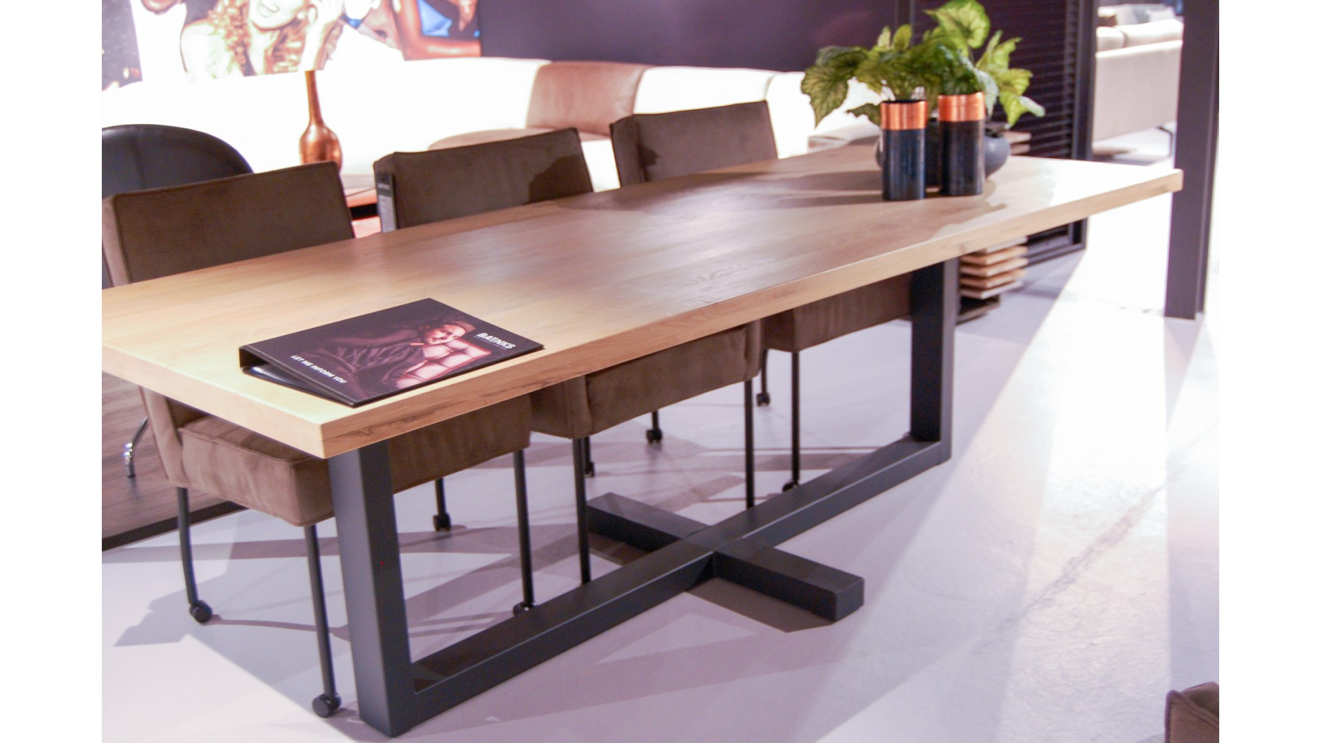 Eettafel Northbridge