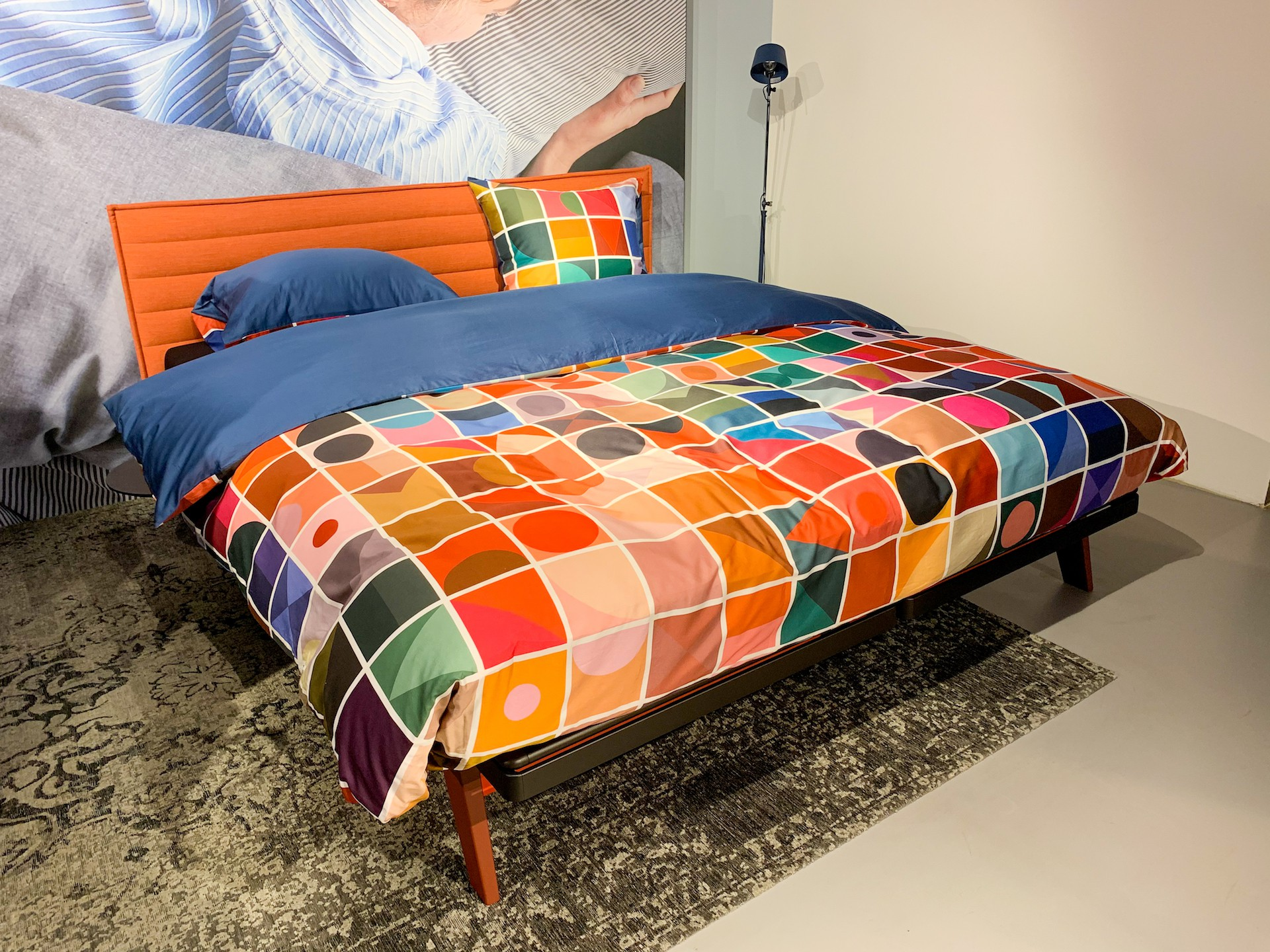Original Bedmodel 180 x210 cm