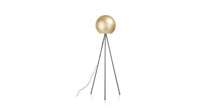 Chiara Vloerlamp 1*E27 - Goud