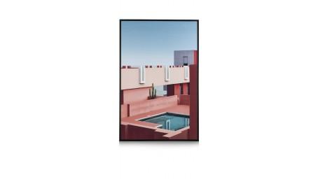 Arizona Print 94X144cm