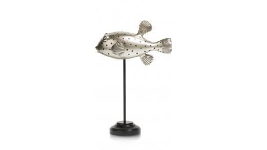 Globe Fish Beeld H31cm