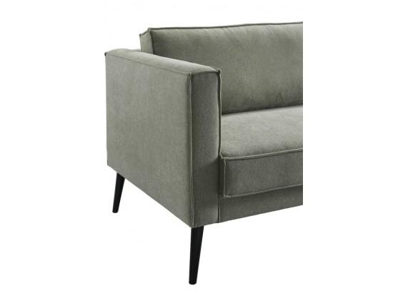 chaise longue divaro lichtgroen
