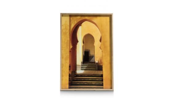 Marrakech Fotoschilderij 70X100cm