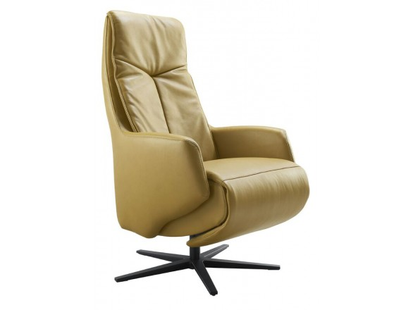 Relaxfauteuil Rizano L geel