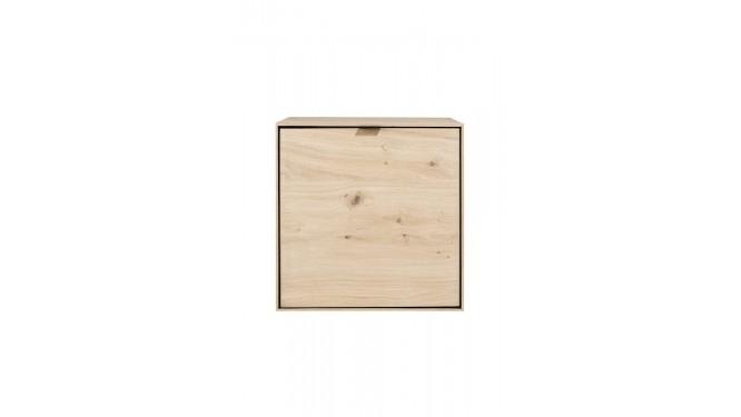 Elements, Box 60 X 60 Cm. - Hang + 1-Deur - Natural