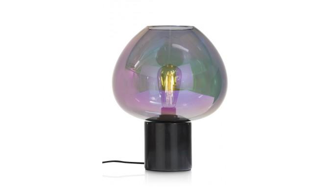 Robin Tafellamp 1*E27 - Paars