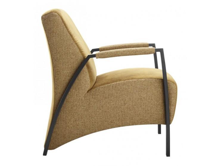 fauteuil grandola okergeel