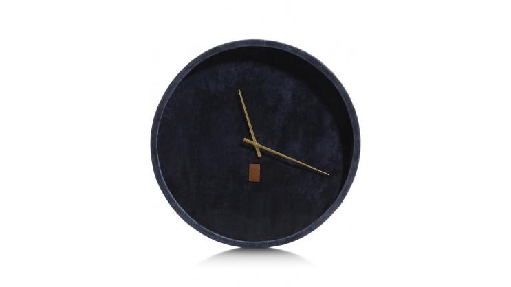 Maddie Klok D60cm - Donkerblauw
