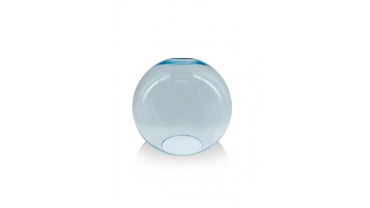 Gaby Glazen Bol D20cm - Blauw