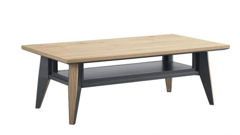 salontafel pento rechthoek eikenhout