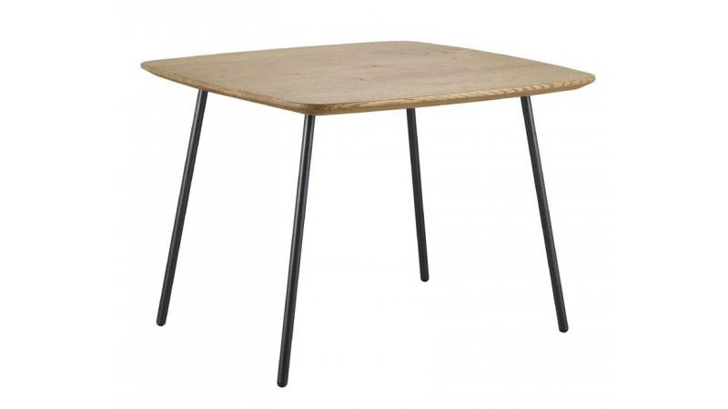 salontafel nigala vierkant grijs