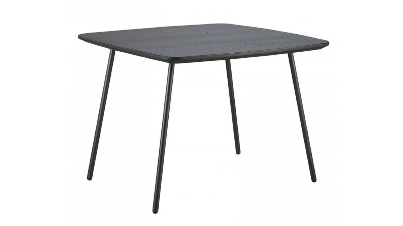 salontafel nigala vierkant zwart