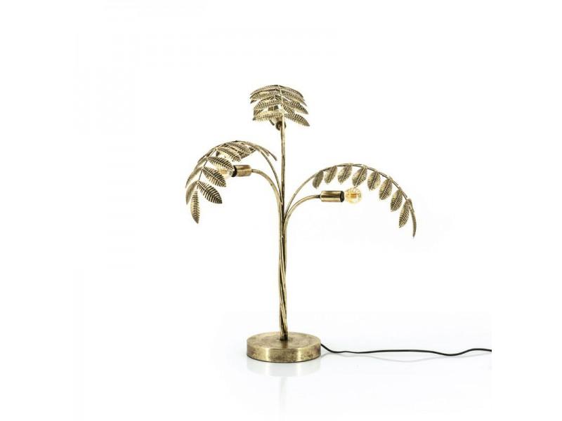 Tafellamp Unbeleafable goud
