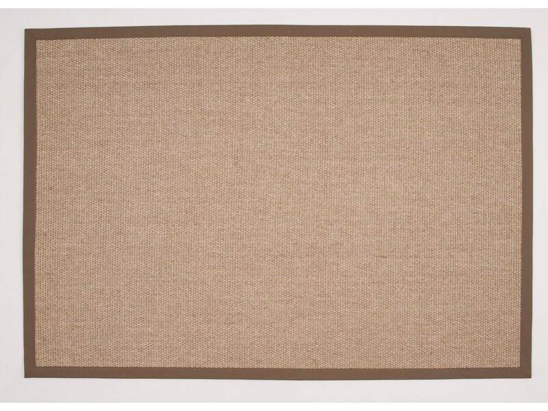 Vloerkleed Berami grijs 160x240cm