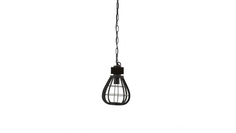 Hanglamp MOONLIGHT Small Metaal Zwart