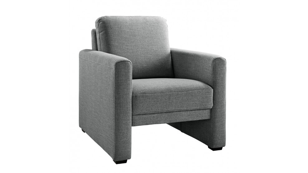 fauteuil calosso grijs